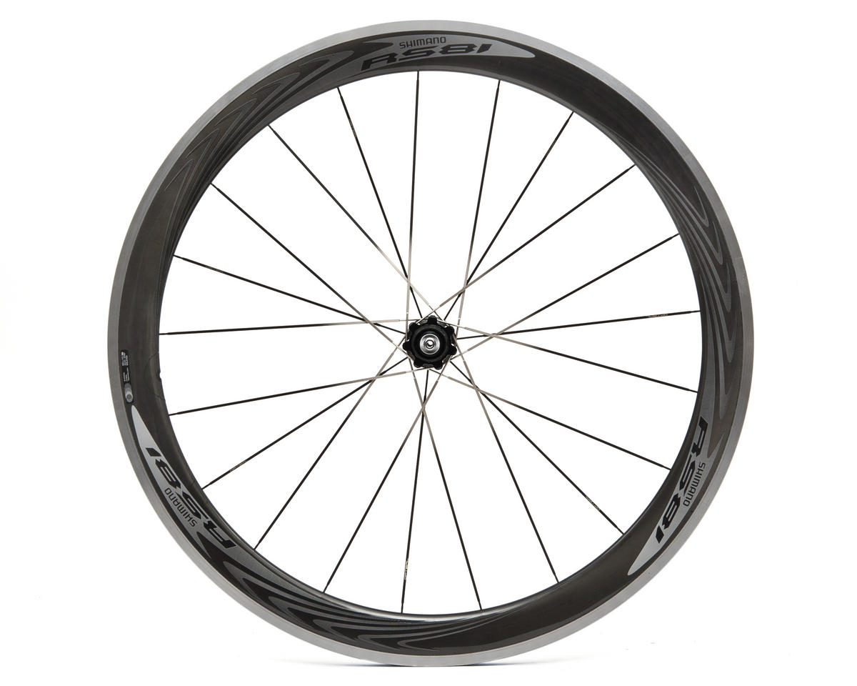 Image 4 for Shimano WH-RS81 C50 Clincher Wheel Set