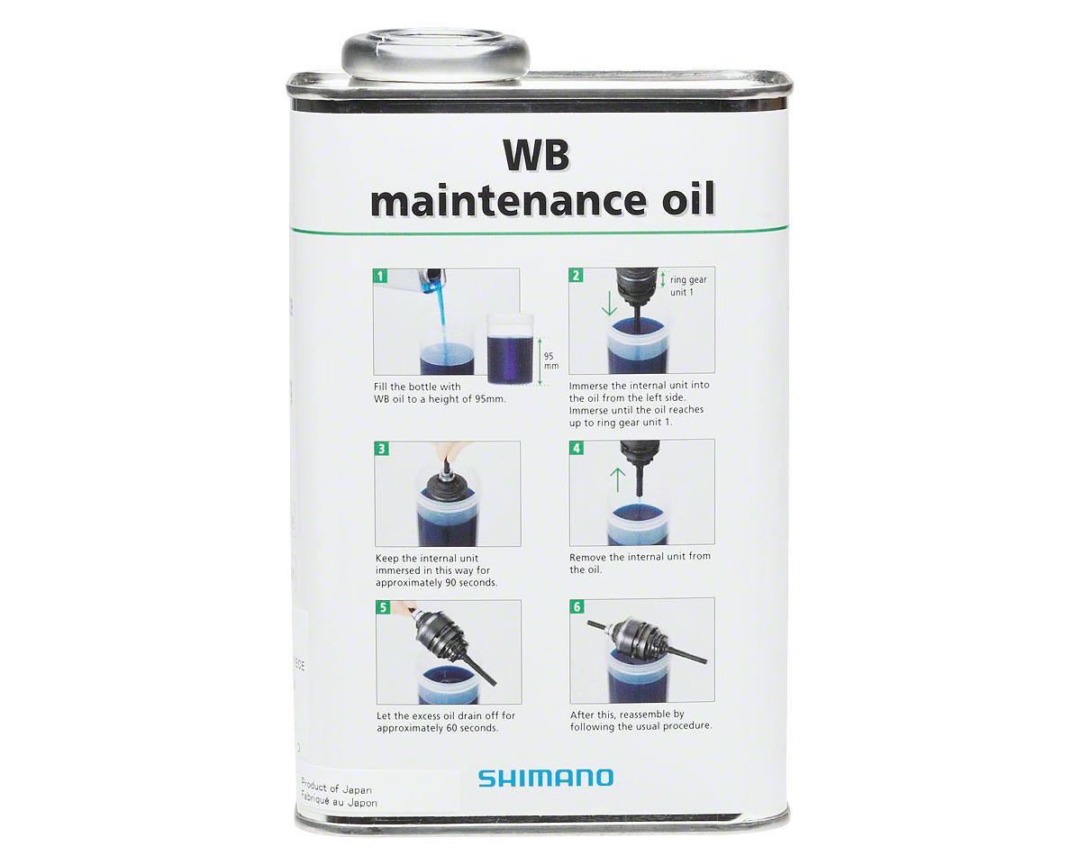 Shimano Internal Gear Hub Maintenance Oil 1L
