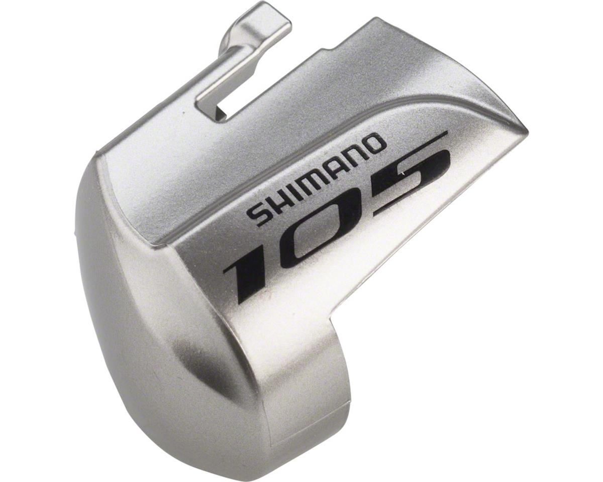 Shimano 105 ST-5800 STI Lever Name Plate and Fixing Screws (Left)