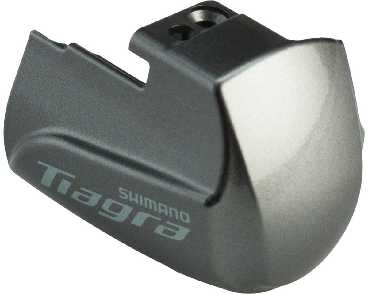 Shimano Tiagra ST-4700 STI Lever Name Plate and Fixing Screw (Right)