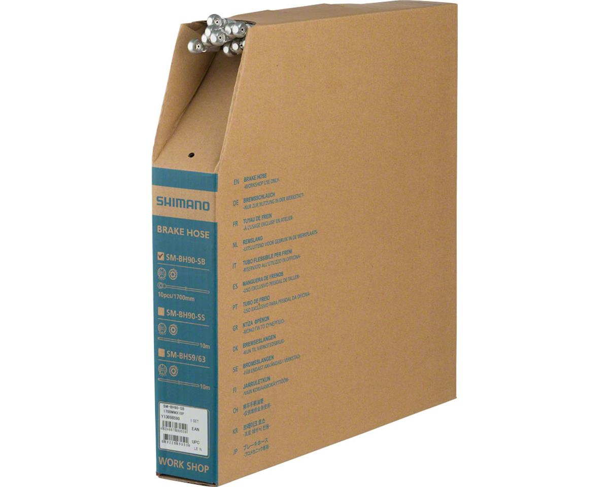 Shimano Bulk BH90-SB Hose Box of 10 x 1700mm, Black, for XT M785 and SLX M675 Di | relatedproducts