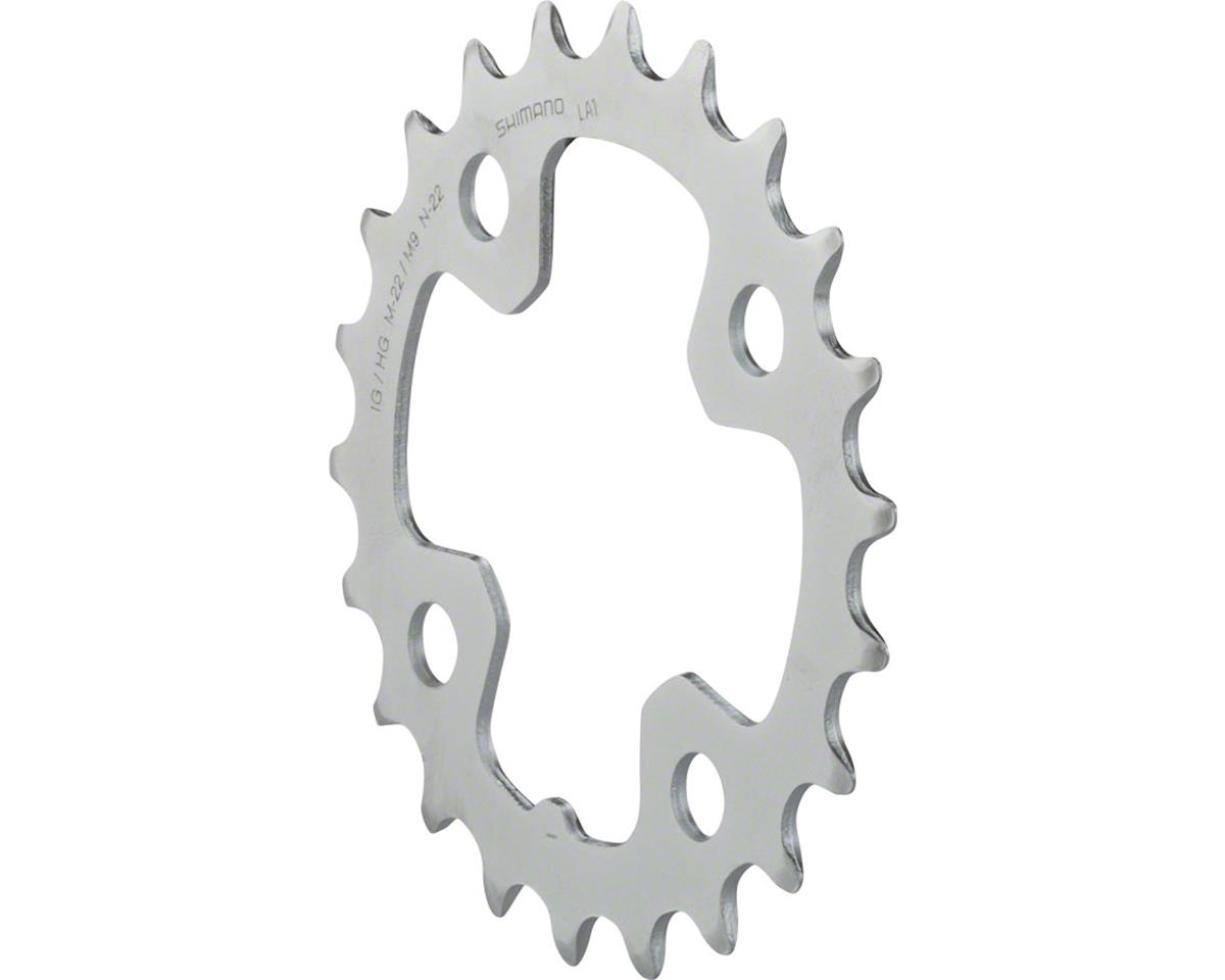 Shimano Deore M510 9-Speed Chainring (22T) (64mm)