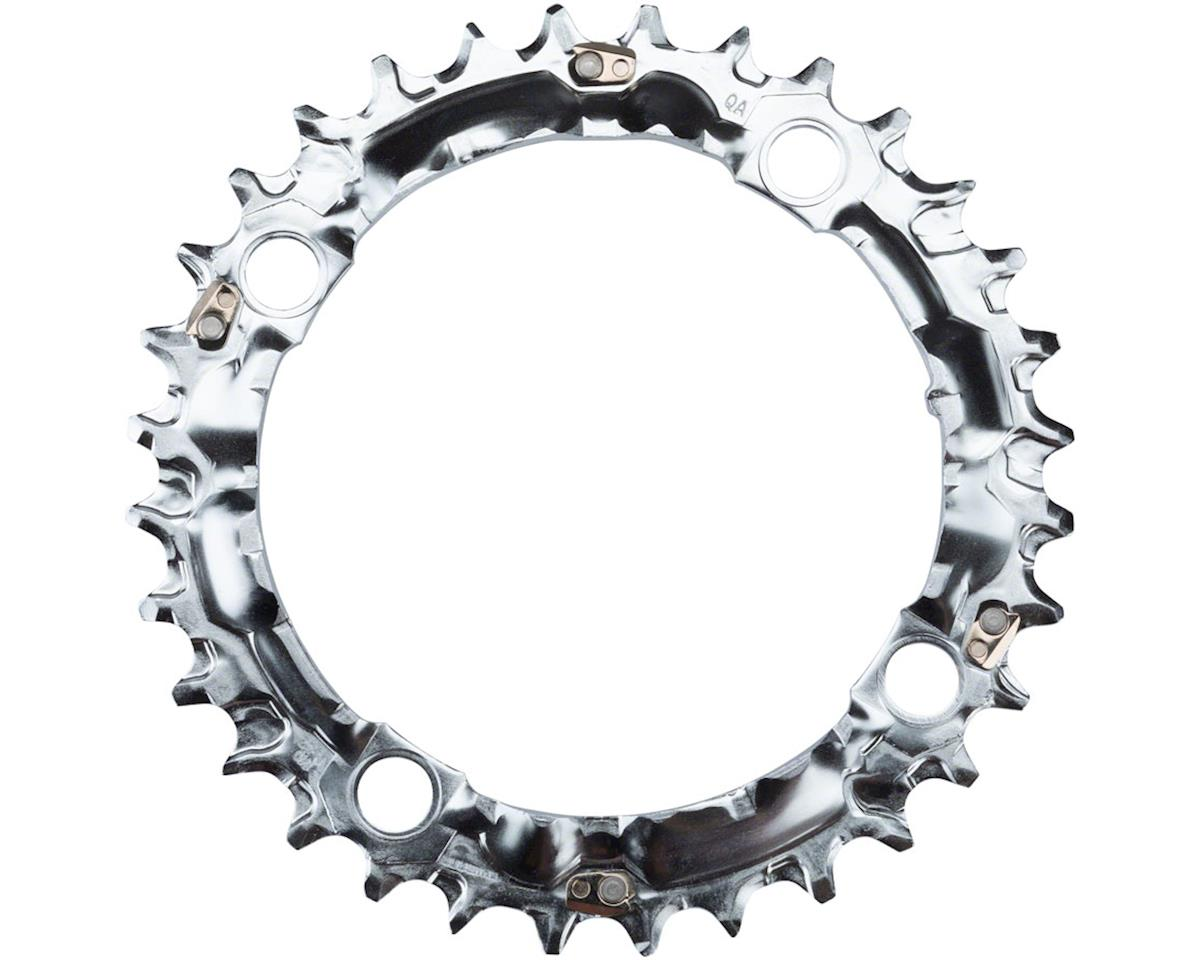 Shimano Deore FC-M510 Chainring (4-Bolt) (104 BCD) (32t) (Silver)