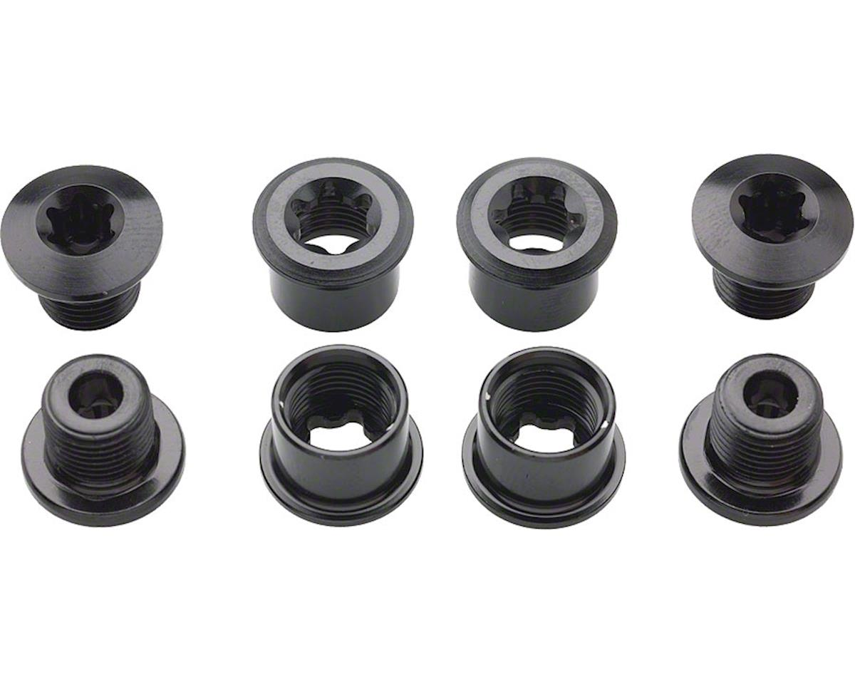 Shimano XTR FC-M970 Outer Chainring Bolts (Set of 8)