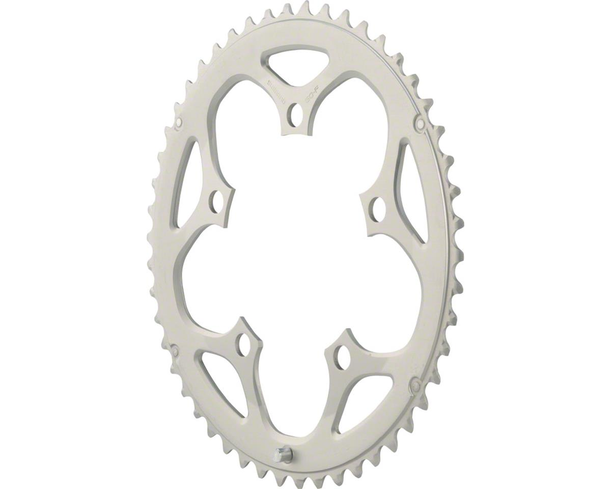 Shimano Tiagra 4550 9-Speed Chainring (Silver) (50T) (110mm)