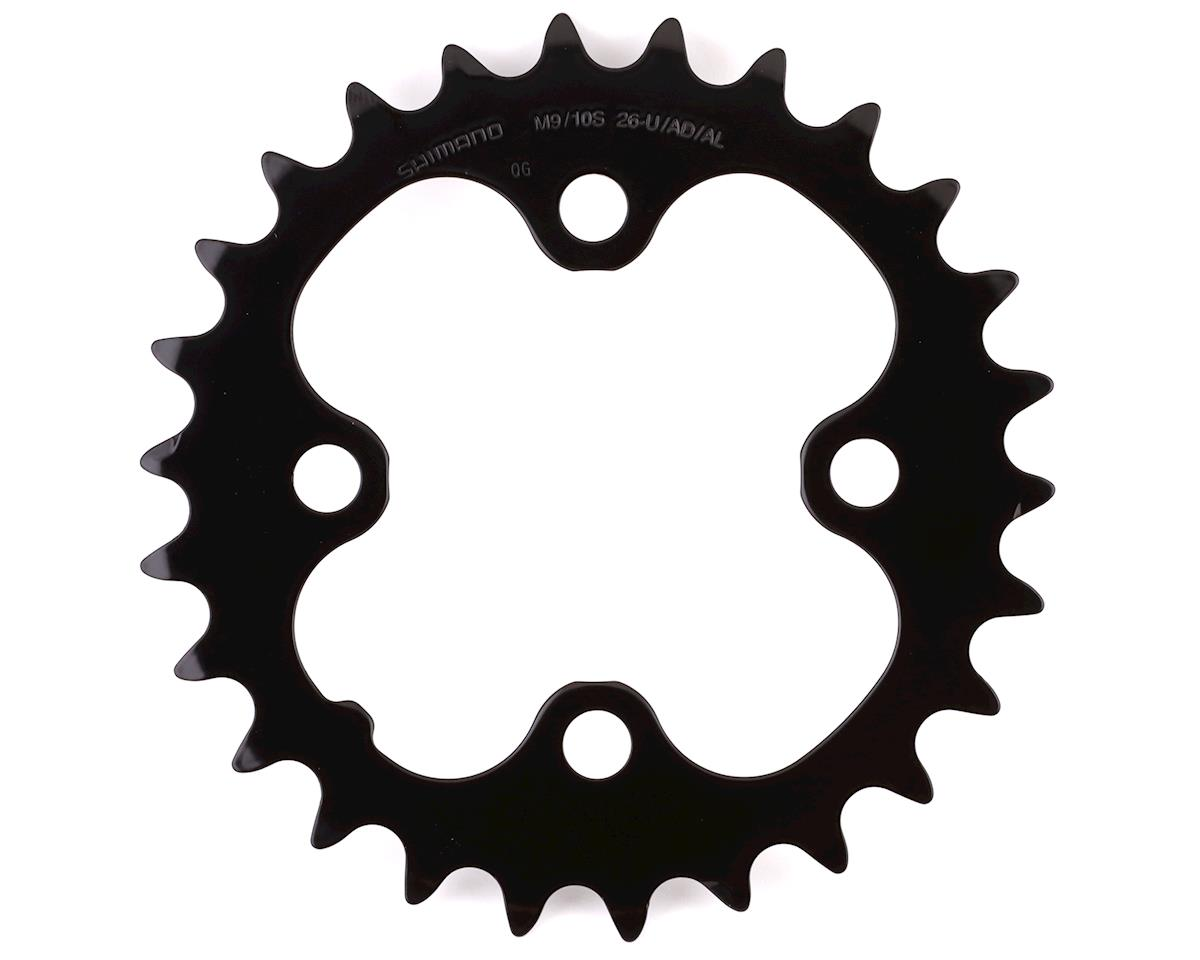 Shimano Inner Chainring (Black) (26T) (64 BCD)
