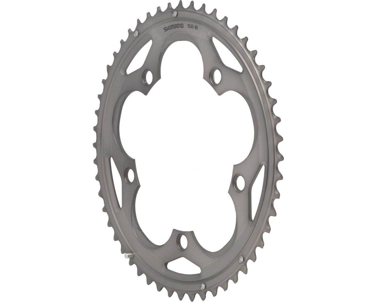 Shimano 105 5700 Chainring (Silver) (52T) (130 BCD)