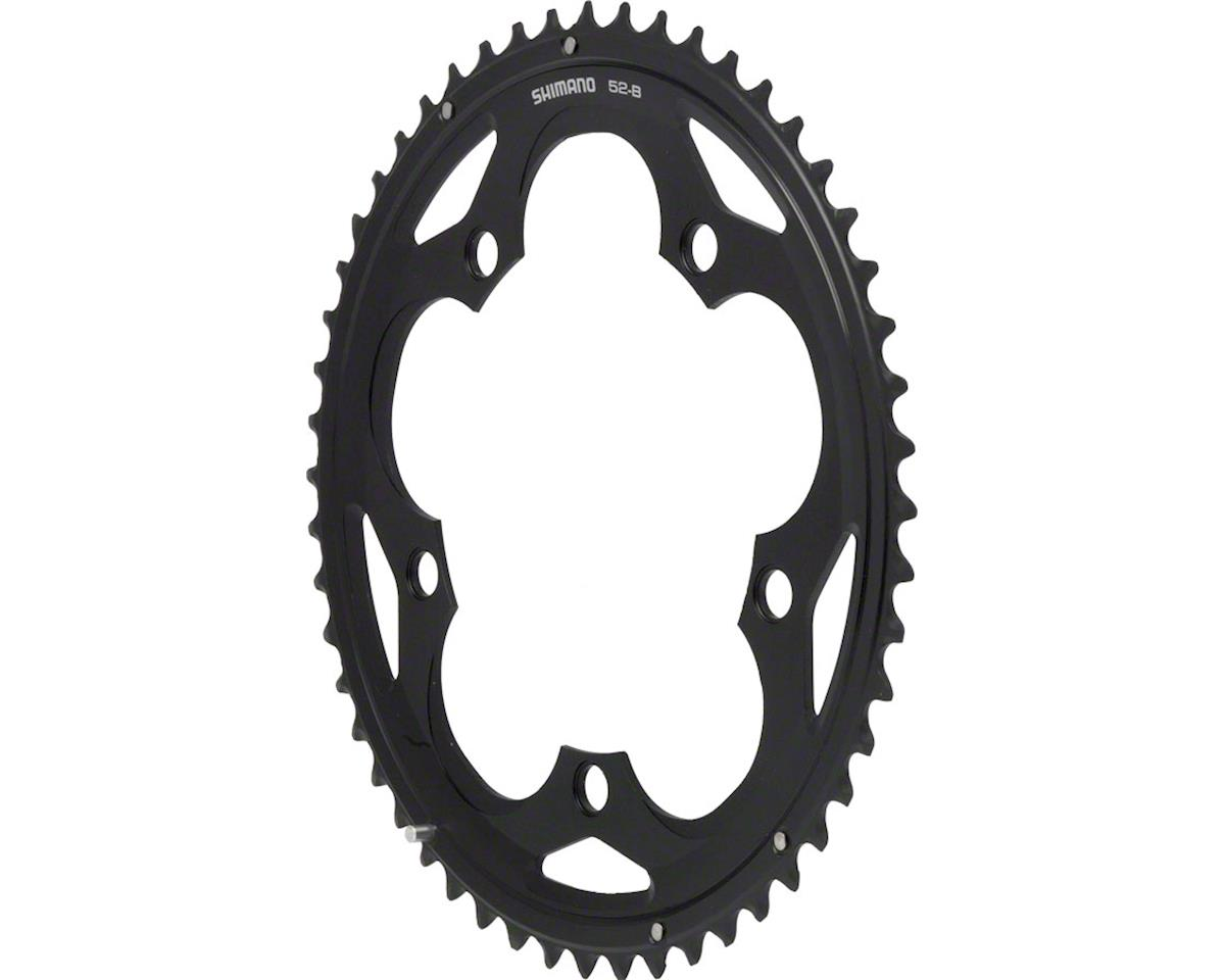 Shimano 105 5700 Chainring (Black) (52T) (130 BCD)