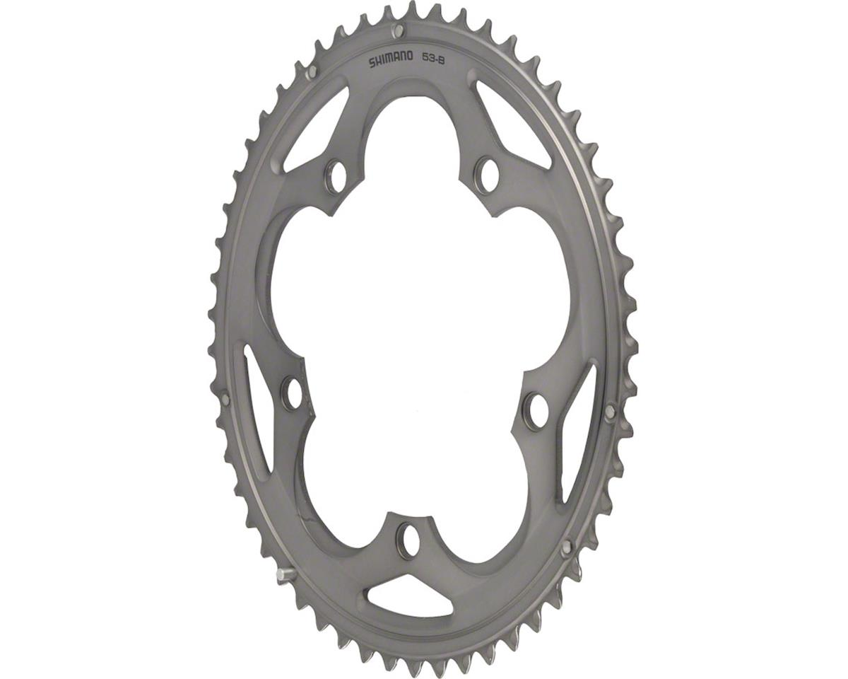 Shimano 105 5700 Chainring (Silver) (53T) (130 BCD)