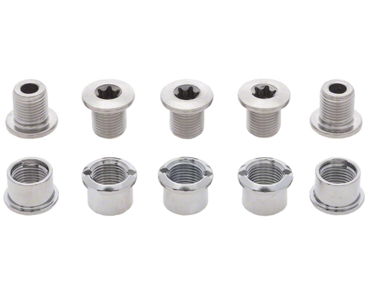 Shimano 105 FC-5700 Double Chainring Bolt Set (10ct)