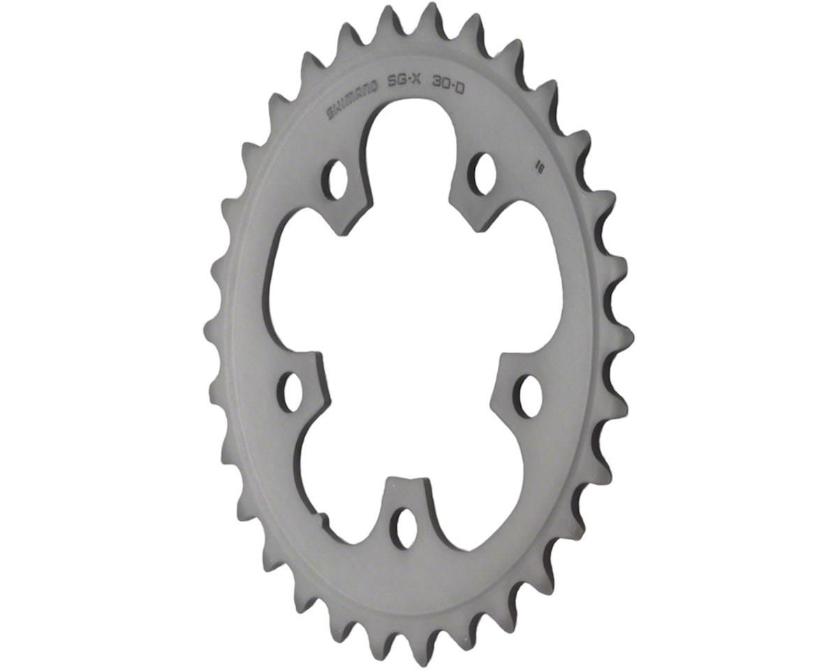 Shimano 105 5703-S Triple Inner Chainring (Silver) (30T) (74 BCD)