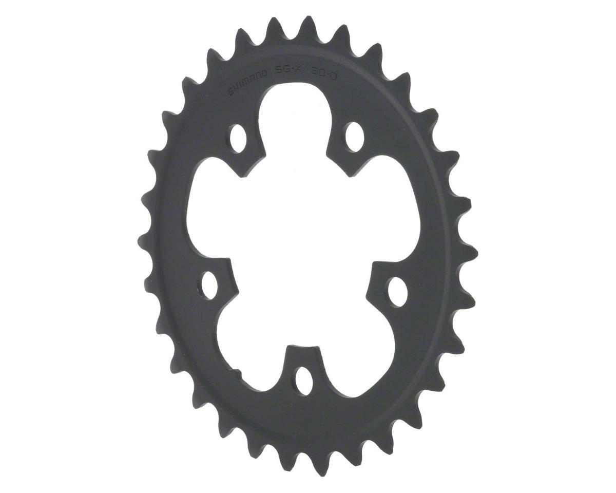 Shimano 105 5703-L Triple Inner Chainring (Black) (30T) (74 BCD)