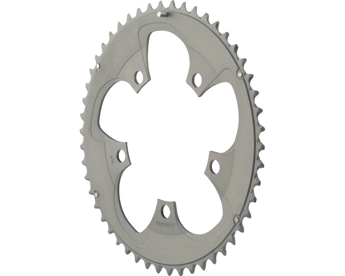 Shimano Tiagra 4650 Chainring (Silver) (50T) (110 BCD)