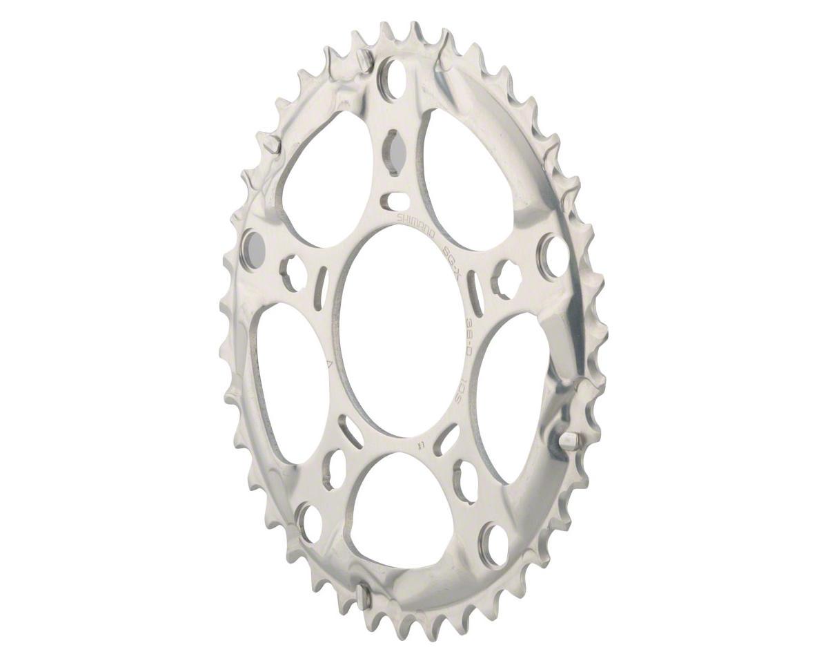 Shimano Tiagra 4603 Chainring (Silver) (39T) (130 BCD)