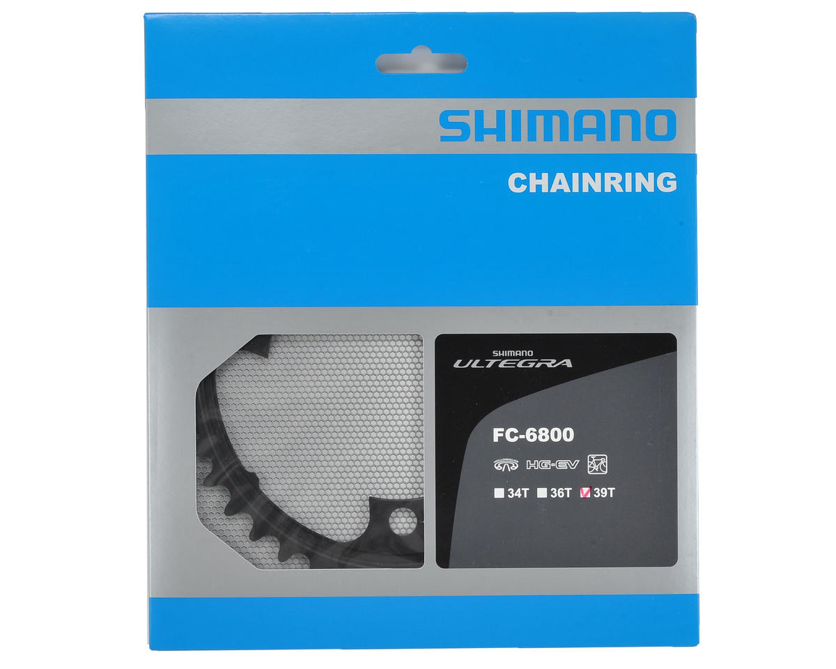 Shimano FC-6800 Chainring 39T-MD for 53-39T