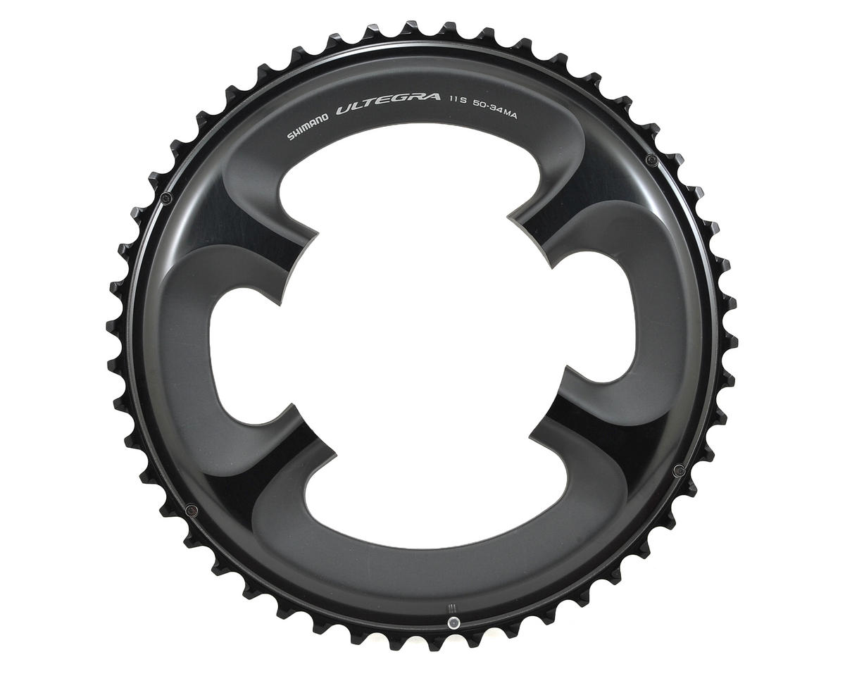 e51c4608406 Shimano FC-6800 Chainring 50T-MA for 50-34T [Y1P498060] | Parts ...