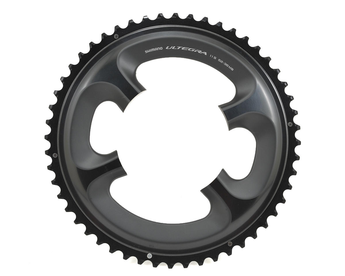 Shimano FC-6800 11-Speed MidCompact Outer Chainring (52 Tooth) (110mm)