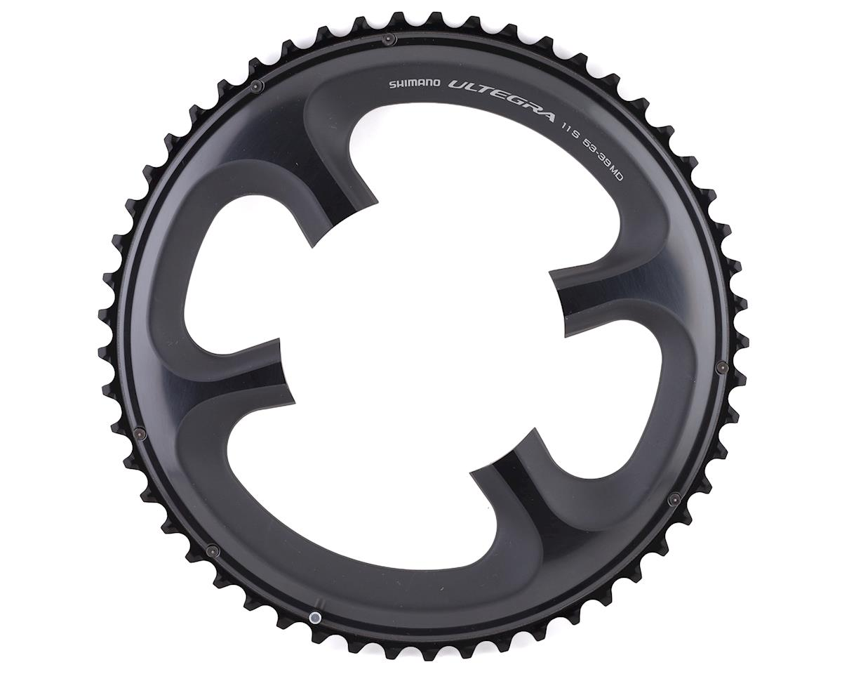 11 speed BCD 110mm Shimano Ultegra FC-6800 Chainring 53T for 53-39T