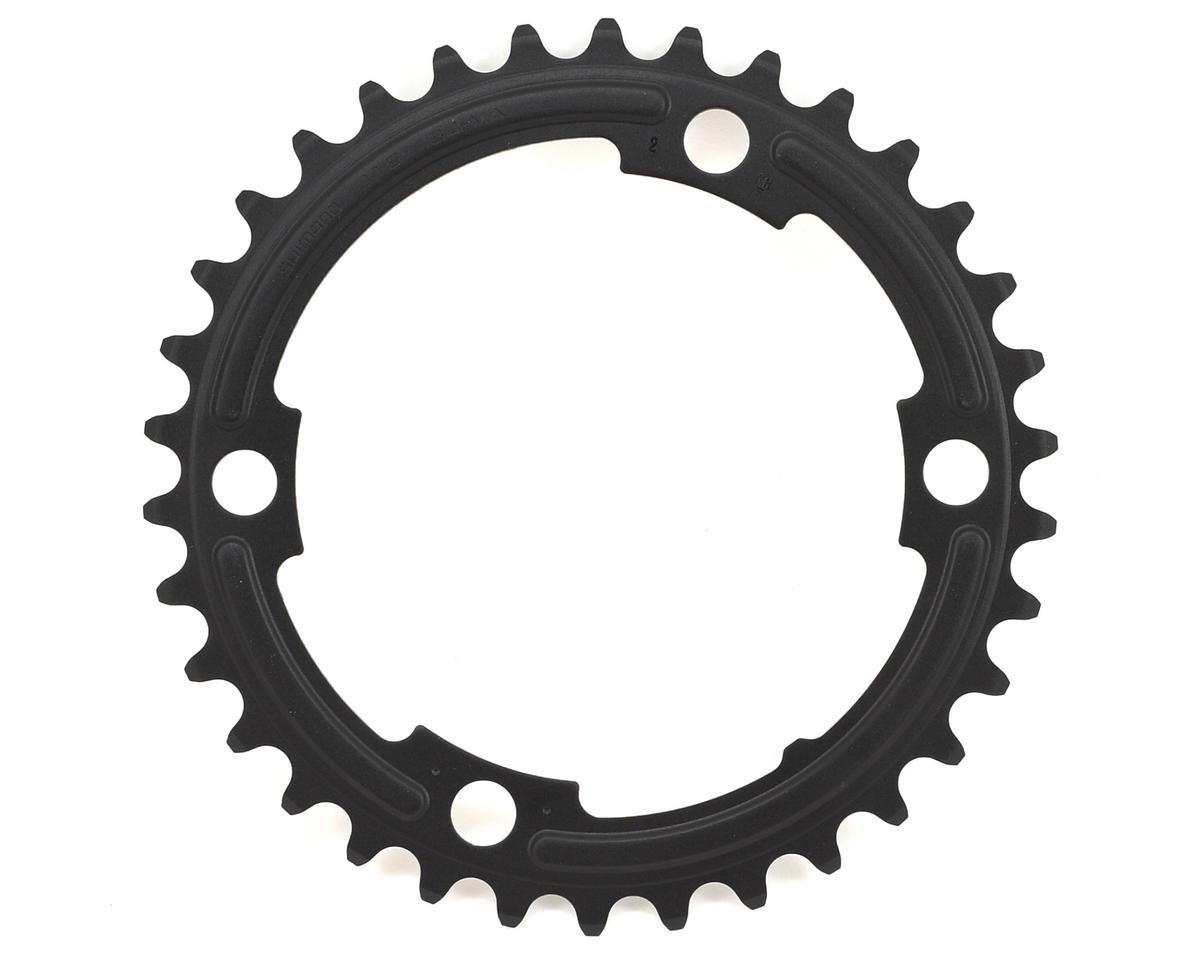 Shimano 105 FC-5800L Inner 11-Speed Compact Chainring (34 Tooth) (110mm) (Black)