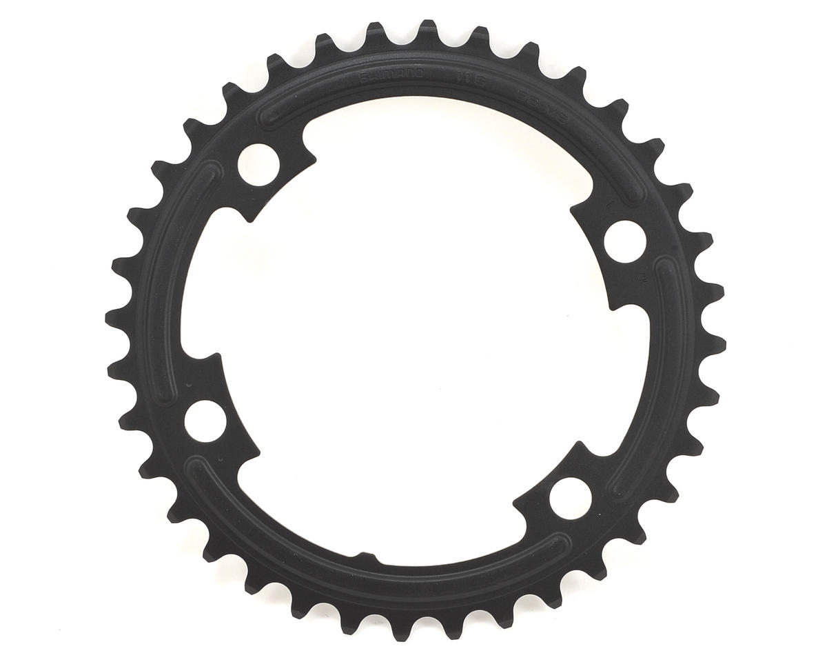 Shimano FC-5800L Chainring 36T-MB for 52-36T (Black)