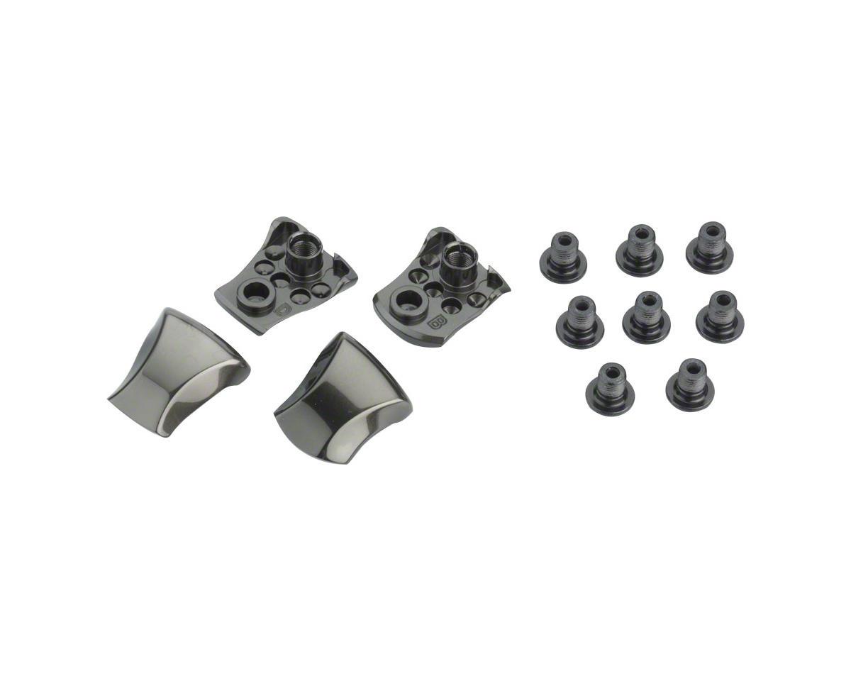 Shimano XTR FC-M9000 1x Crank Chainring Bolt and Cap Set