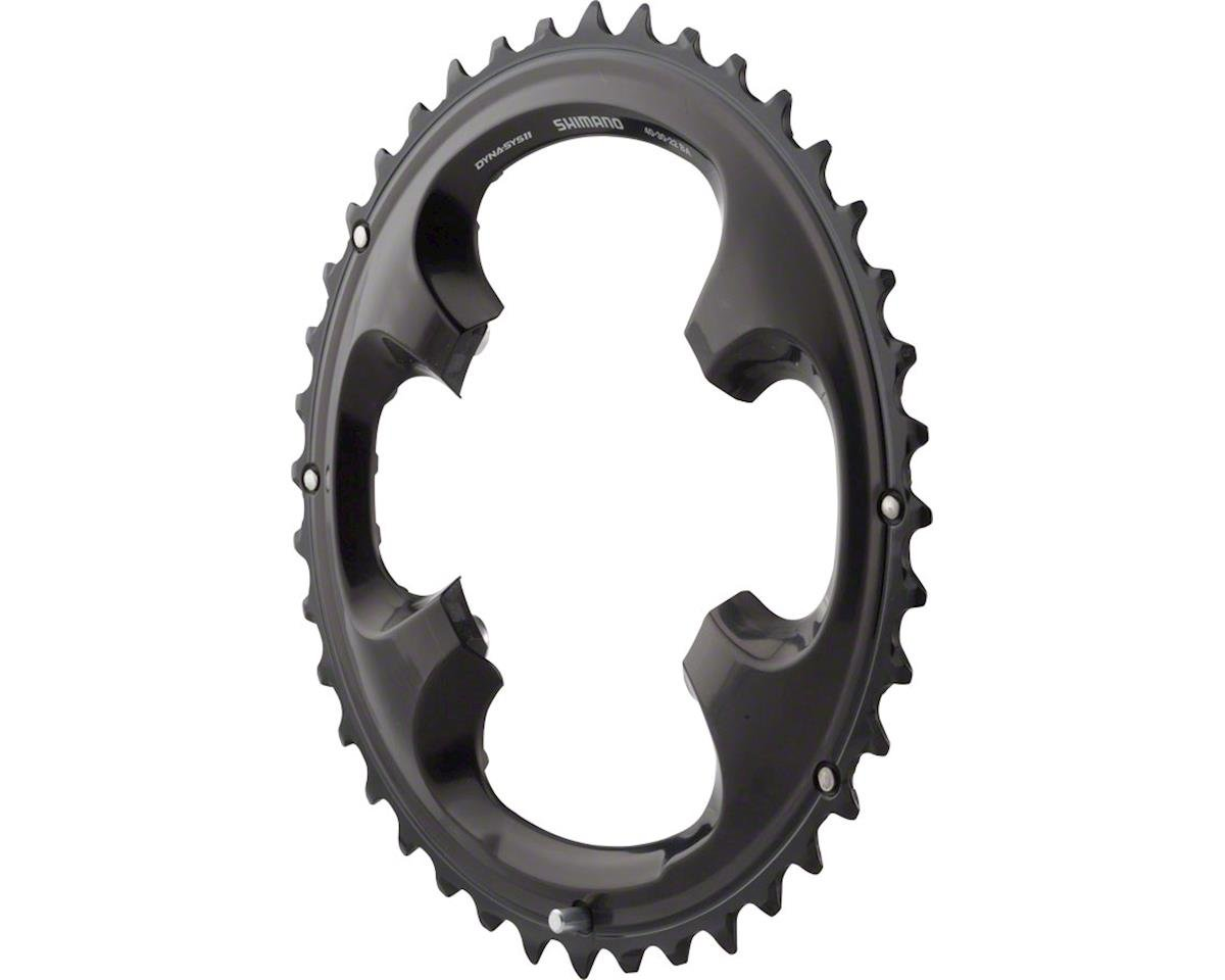 SHIMANO XT M785 38T X 104MM 10-SPEED AM-TYPE OUTER BLACK BICYCLE CHAINRING