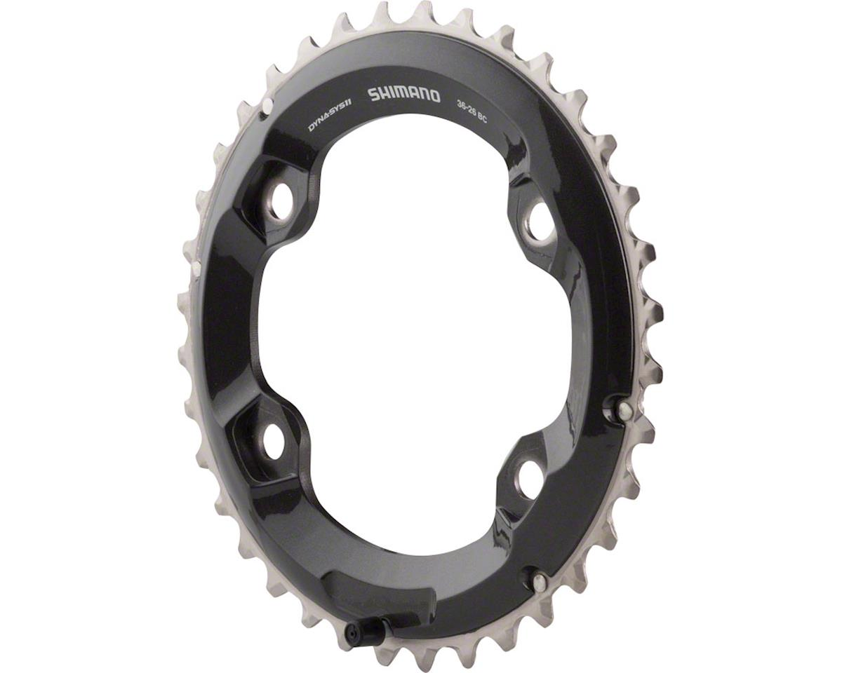 Shimano XT M8000 Outer Chainring (36T) (96 BCD)