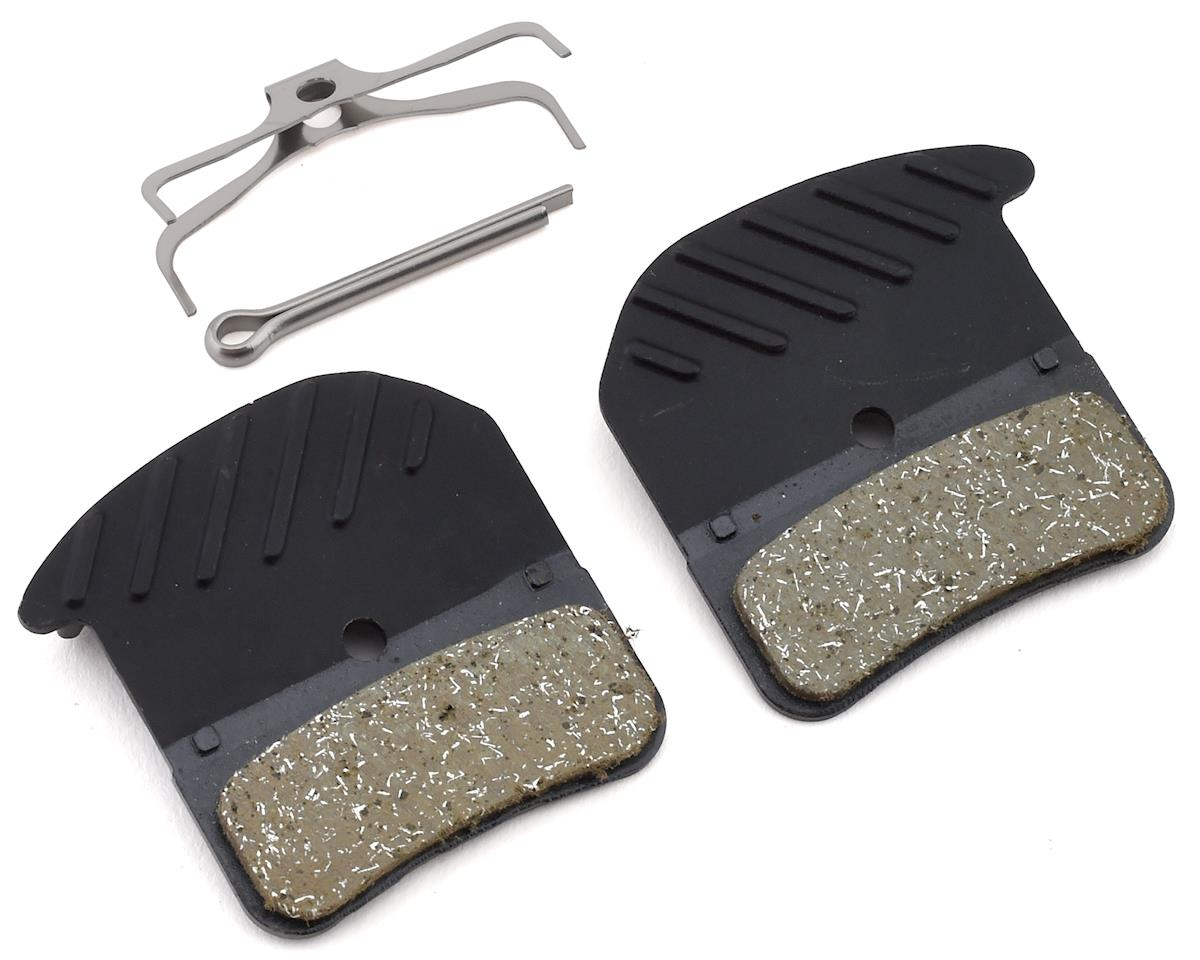 Shimano H03A Resin Brake Pad w/Fin & Spring (Saint, Zee, Deore XT) | alsopurchased