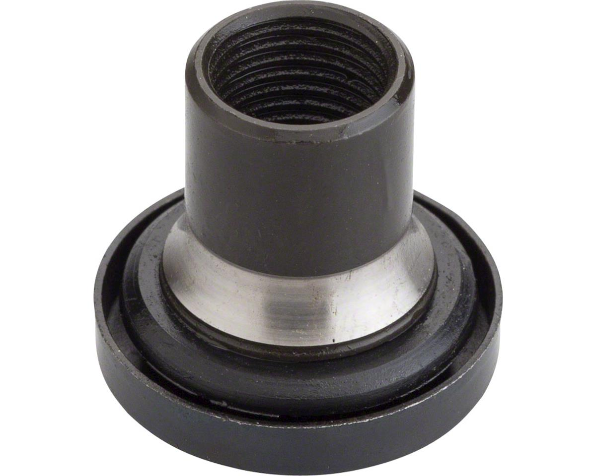 Shimano Front Hub Cone (w/ Dustcap) (For 10mm)