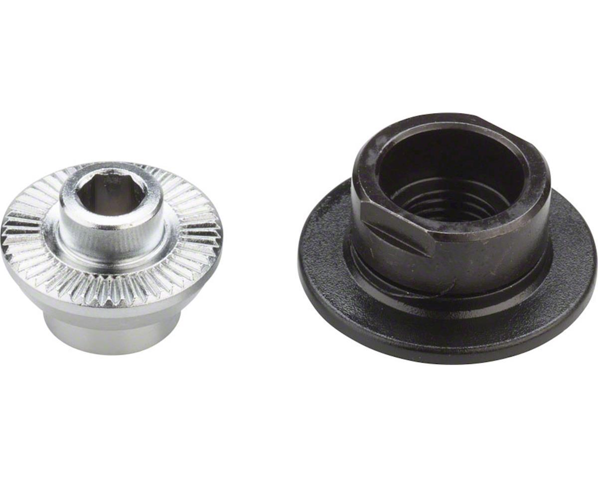 Shimano 105 HB-5800 Front Hub Cone and Lock Nut [Y29B98030] | Parts
