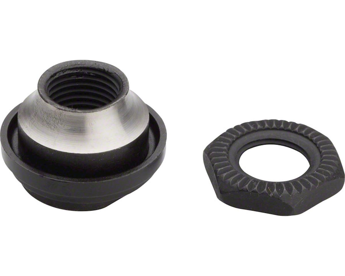 Shimano Rear Hub Right Cone and Locknut Unit