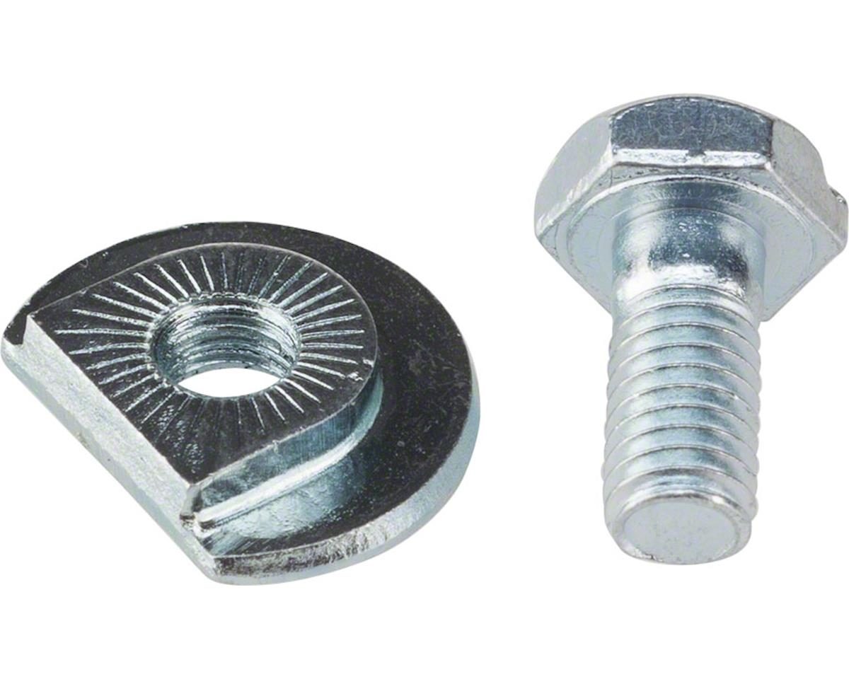 Shimano Tourney Rear Derailleur Drop-Out Adapter Bolt and Nut