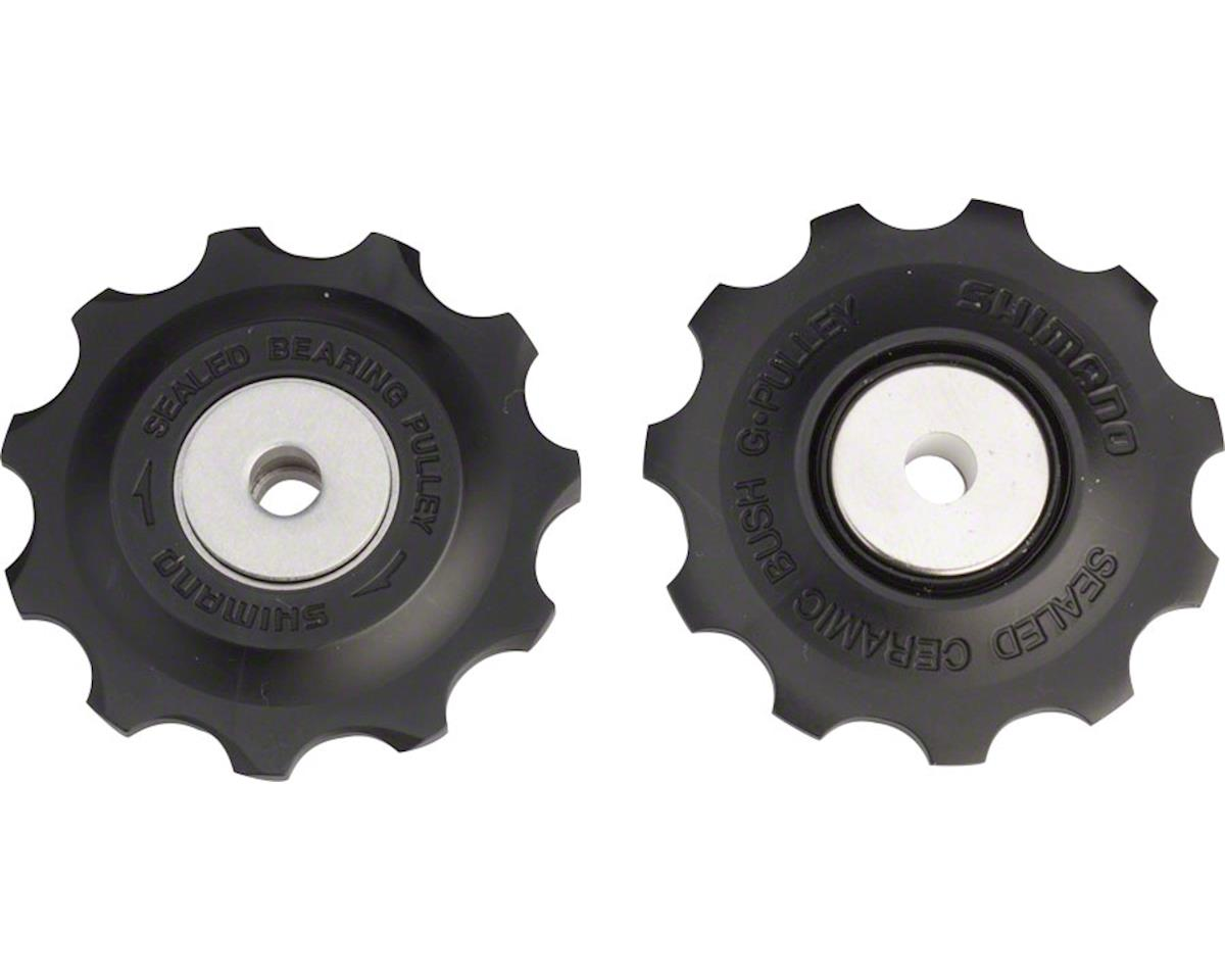 Shimano Ultegra RD-6700-A 10-Speed Rear Derailleur Pulley Set (Version 2)