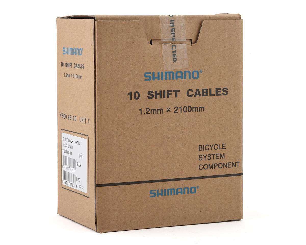 Shimano Standard Inner Shifter Cable (1.2x2100mm)