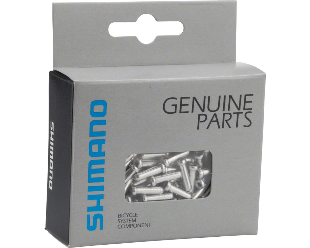 Shimano Derailleur Cable Tips, Box of 100
