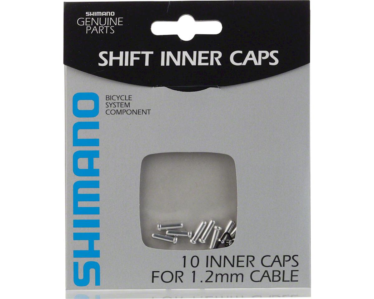 Shimano Derailleur Cable, Tips Box of 10 | alsopurchased