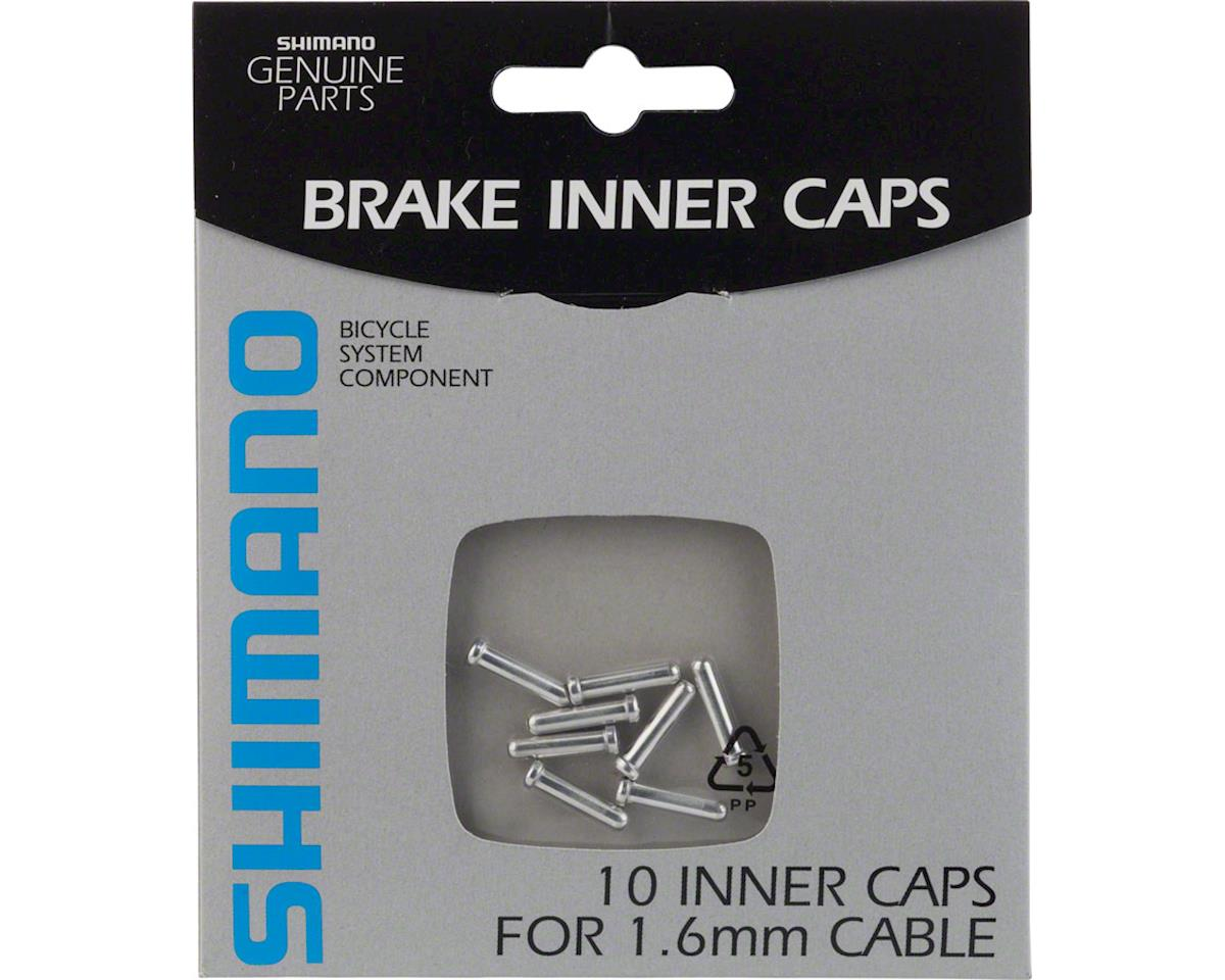 Shimano Brake Cable Tips, Box of 10