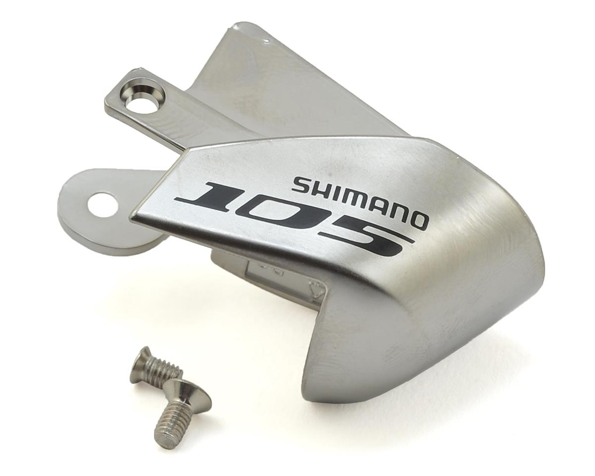 Shimano 105 ST-5700 Right Name Plate & Fixing Screw