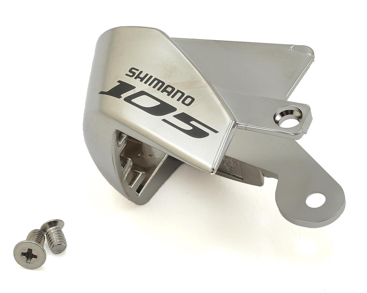 Shimano 105 ST-5700 Left Name Plate & Fixing Screw