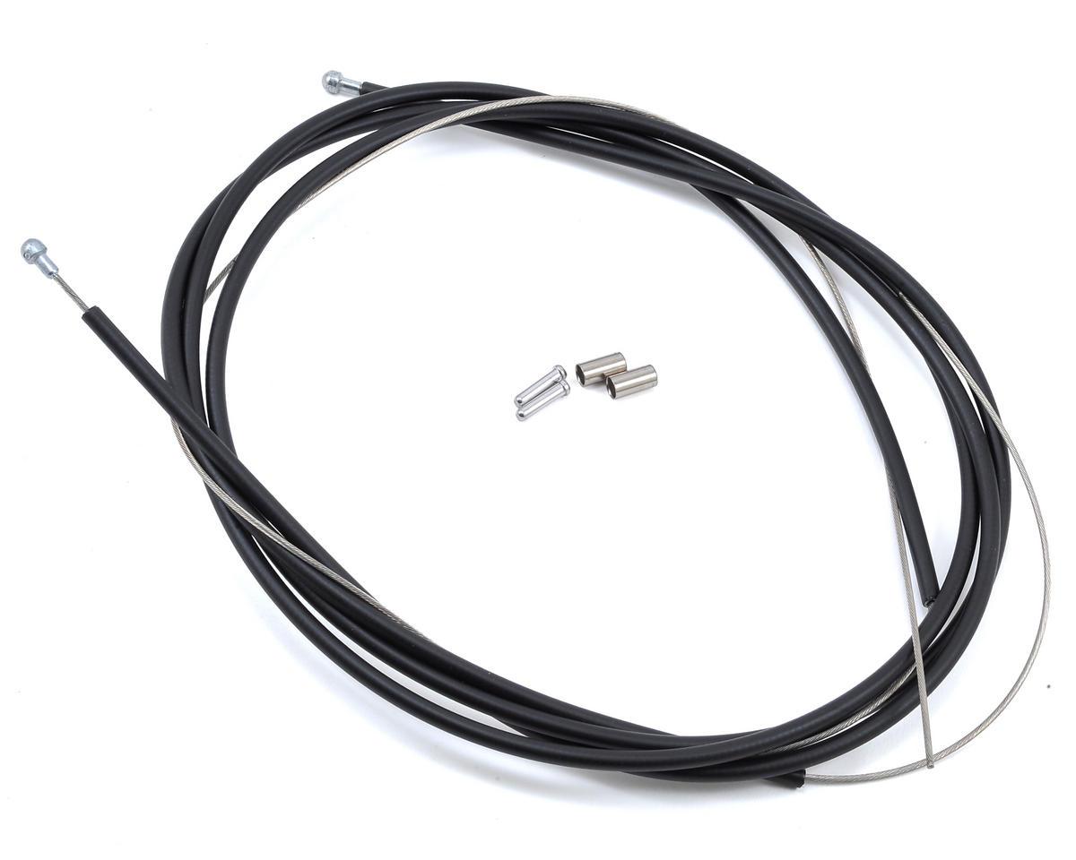 Shimano Road Optislick Derailleur Cable and Housing Set Black