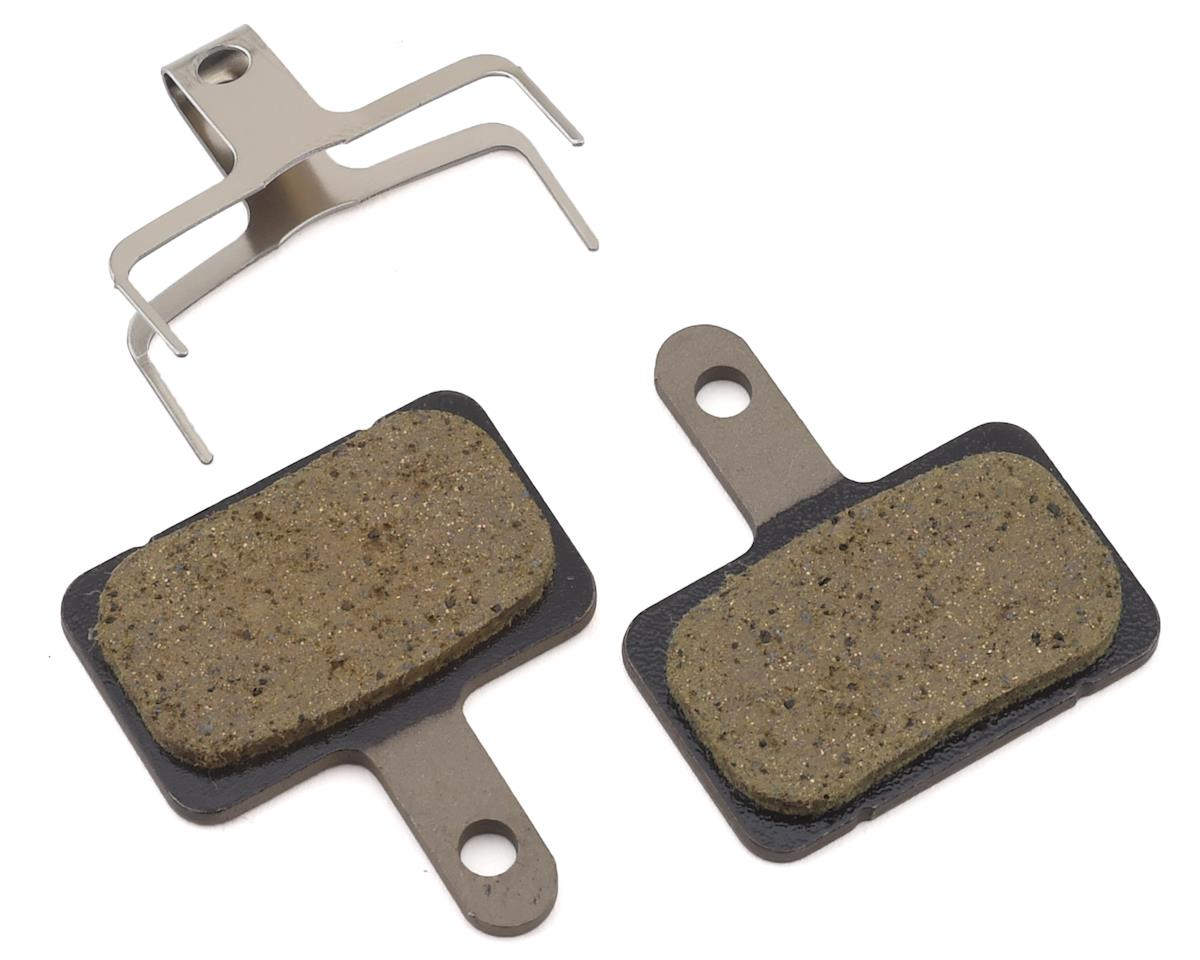 Shimano M05 Resin Disc Brake Pads & Spring (For BR-M515, BR-M515LA and BR-C601)
