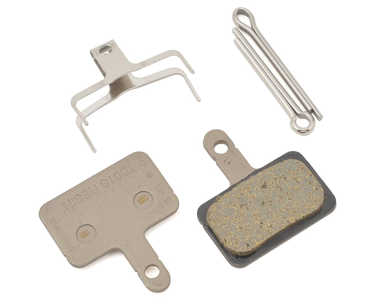 Shimano B01S Resin Disc Brake Pad & Spring (3rd Version Of B01S Pad)