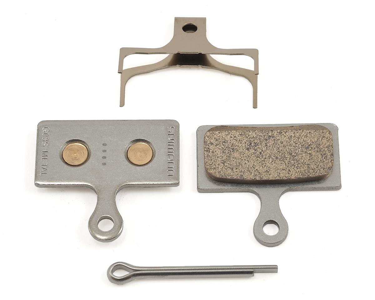 Shimano G03S Metal Disc Brake Pads (XTR, XT, SLX, Alfine)