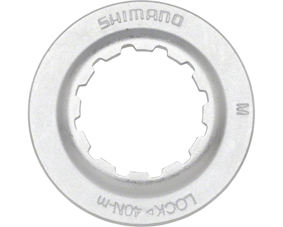 Shimano RT67 Centerlock Disc Rotor Lockring (For 9/10mm Axle Hubs)