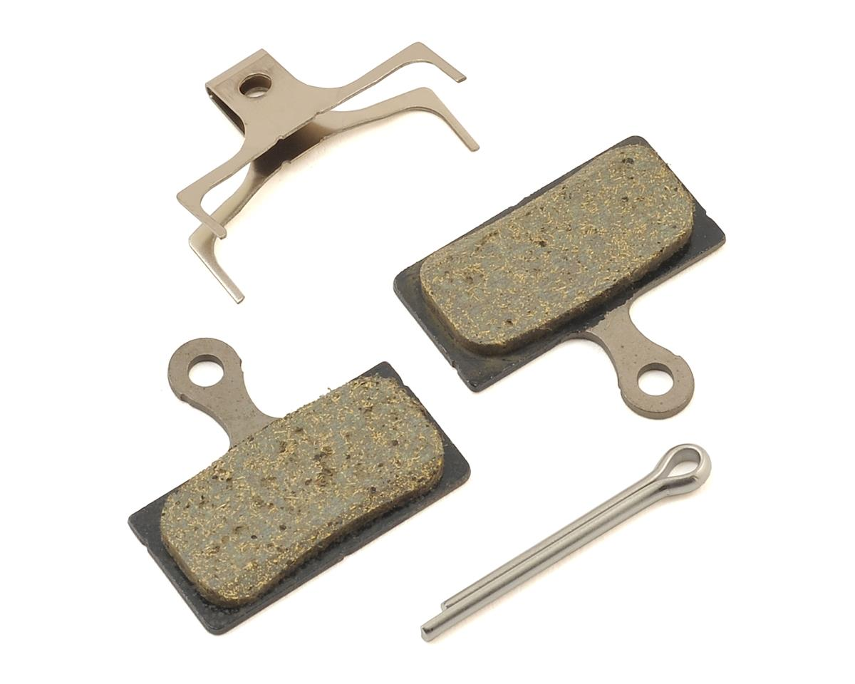 Shimano G01S Resin Disc Brake Pads for SLX/Alfine (1 Pair)