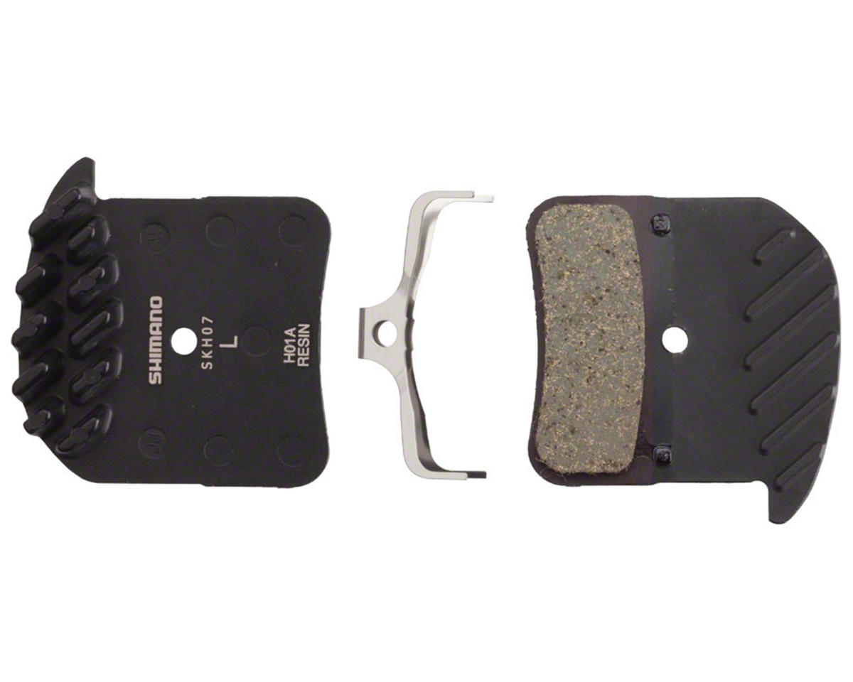 Shimano Saint/Zee Brake Pad & Cooling Fin | relatedproducts