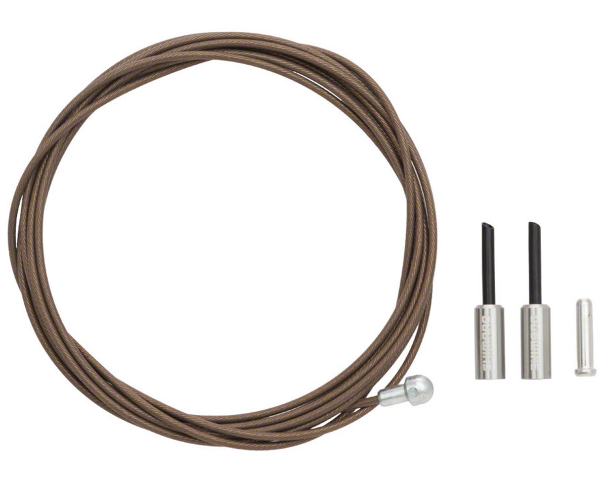 Shimano Road Brake Cable 1.6 x 2050mm Filebox of 100 Brems-/Schaltzüge & Gehäuse