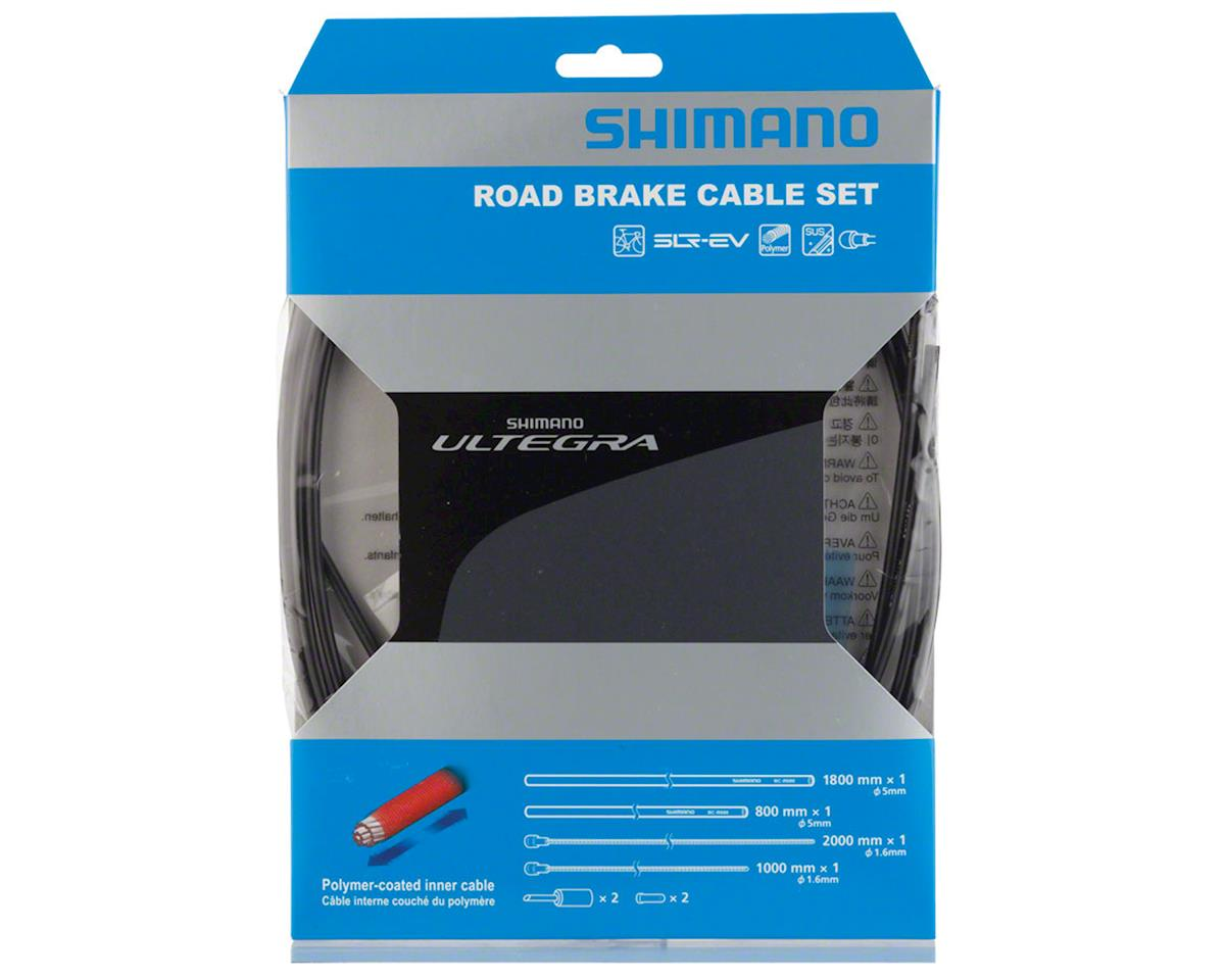 Shimano Ultegra Road Brake Cable Set (Black)