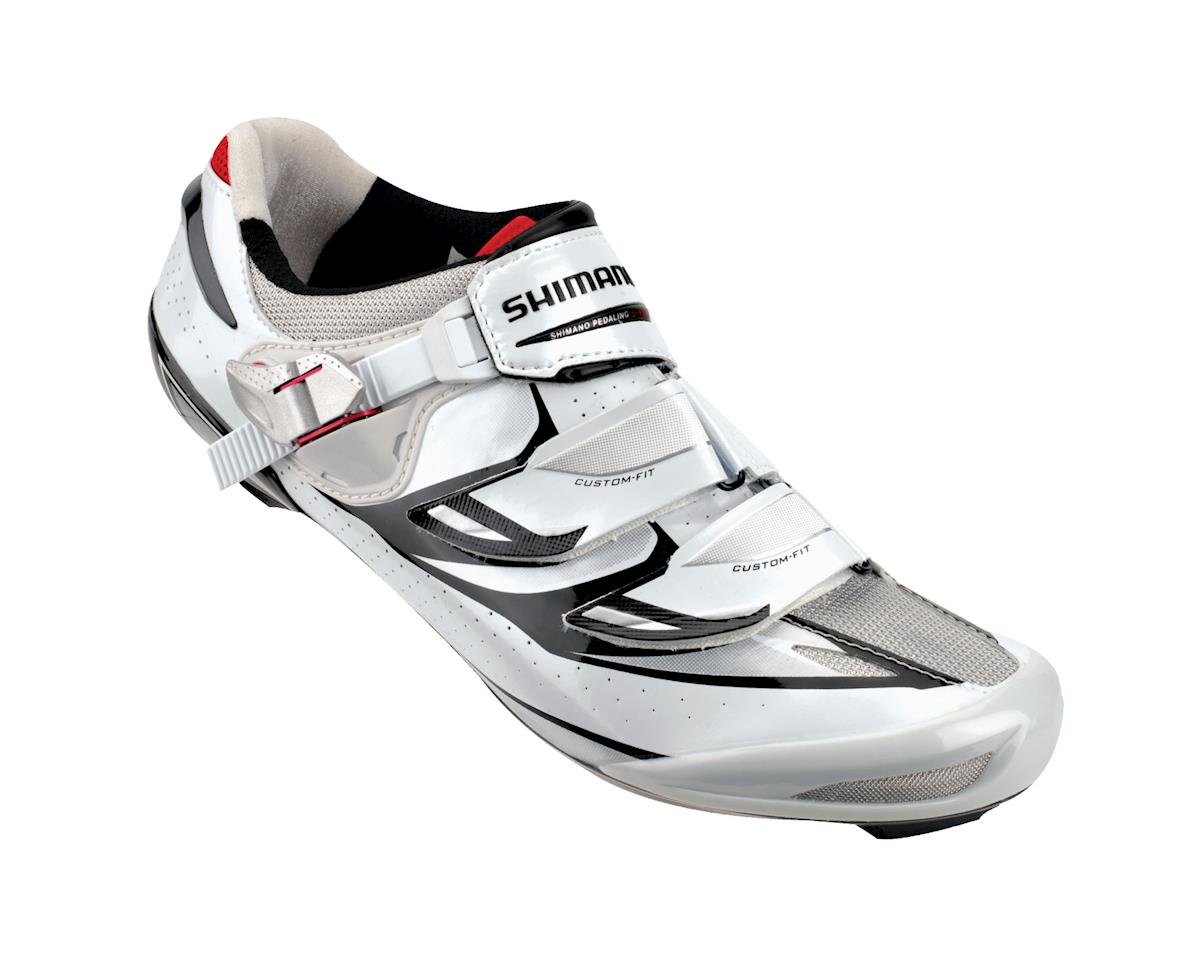 Shimano SH-R315 Road Shoes (White) (48)