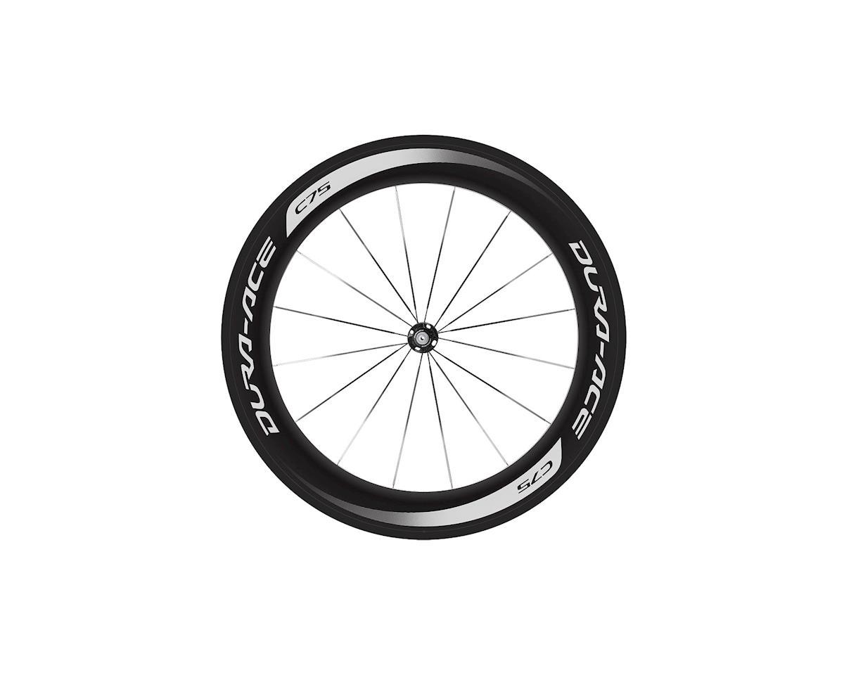 Shimano Dura-Ace 9000 C75 Tubular Wheelset